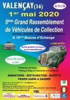 Fête de l'Automobile à Valençay