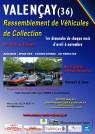 Rassemblement de véhicules de collection à Valençay